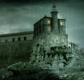 Composición en After Effects: lighthouse break down