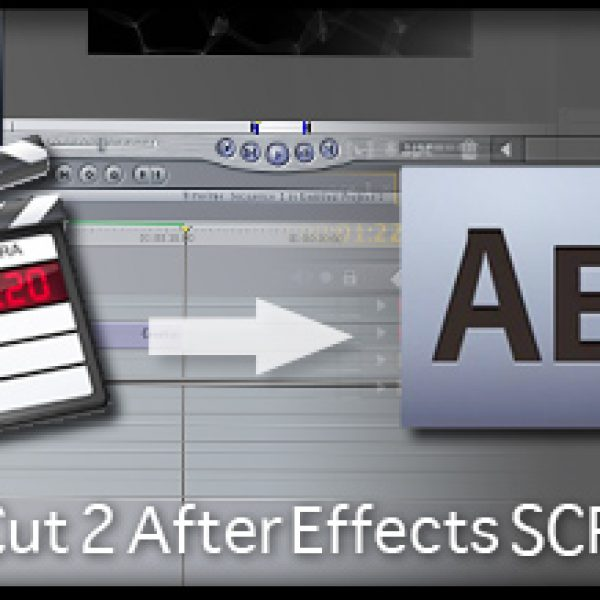 De Final Cut a After Effects en 2 pasos